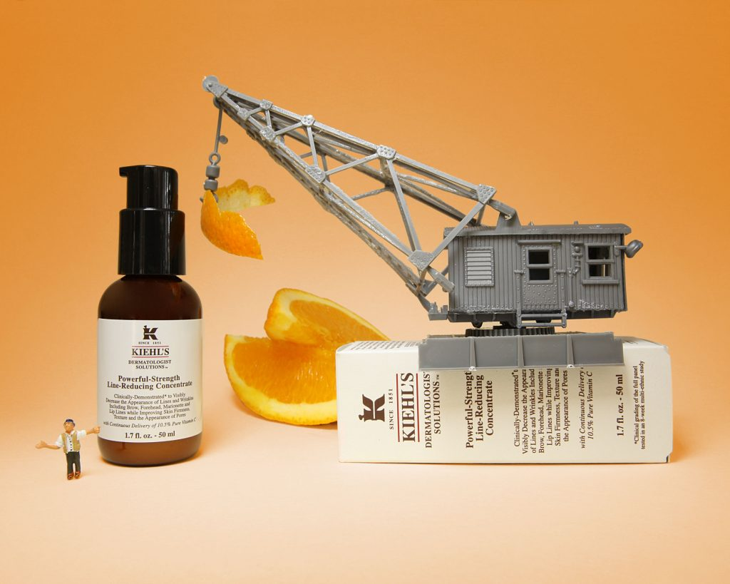 Tinh chất Kiehl's Powerful Strength Line Reducing Concentrate