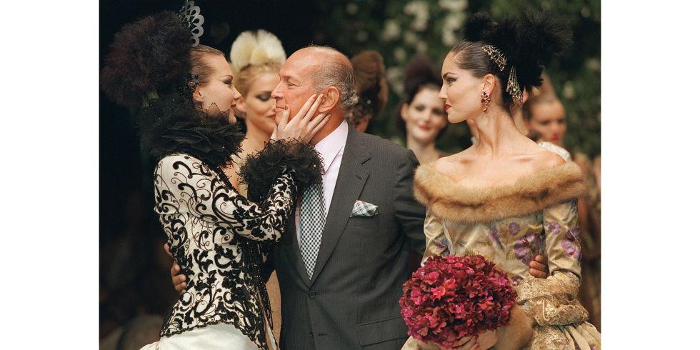 Oscar de la Renta, 1997