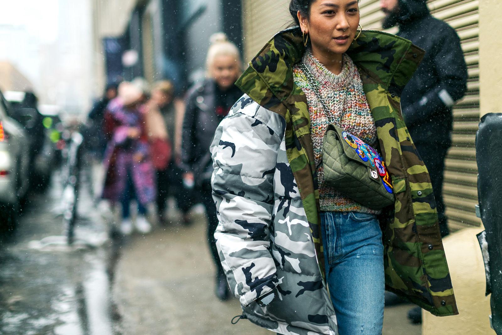 Street style các blogger và fashionista đôi khi được chào đón hơn cả những bộ sưu tập.