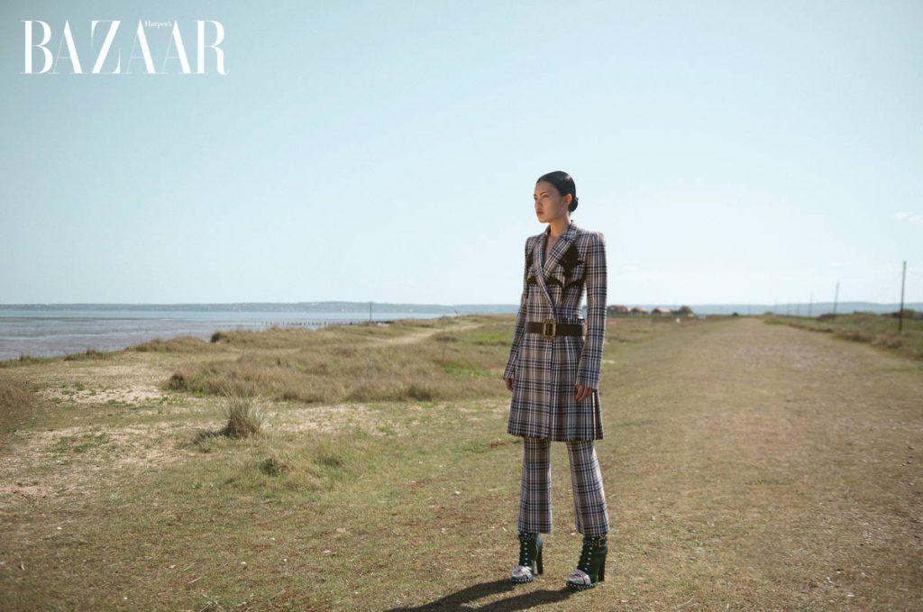 Full look trang phục và phụ kiện, Alexander McQueen