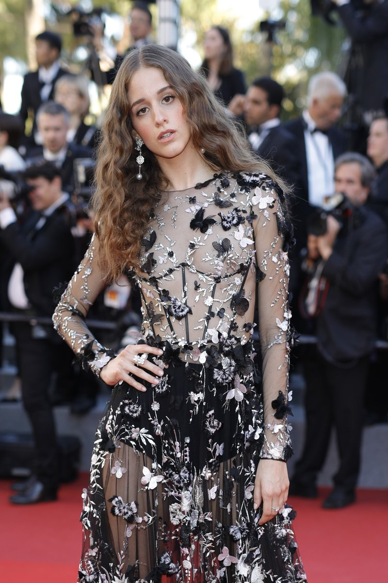 """attends the """"Ismael's Ghosts (Les Fantomes d'Ismael)"""" screening and Opening Gala during the 70th annual Cannes Film Festival at Palais des Festivals on May 17, 2017 in Cannes, France."""