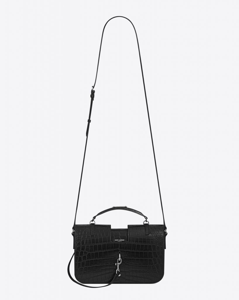Charlotte Messenger Saint Laurent