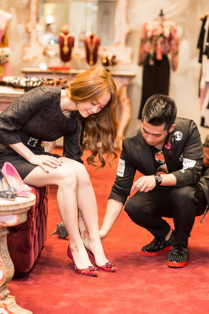20170305 Minh Hang Dolce and Gabbana 3