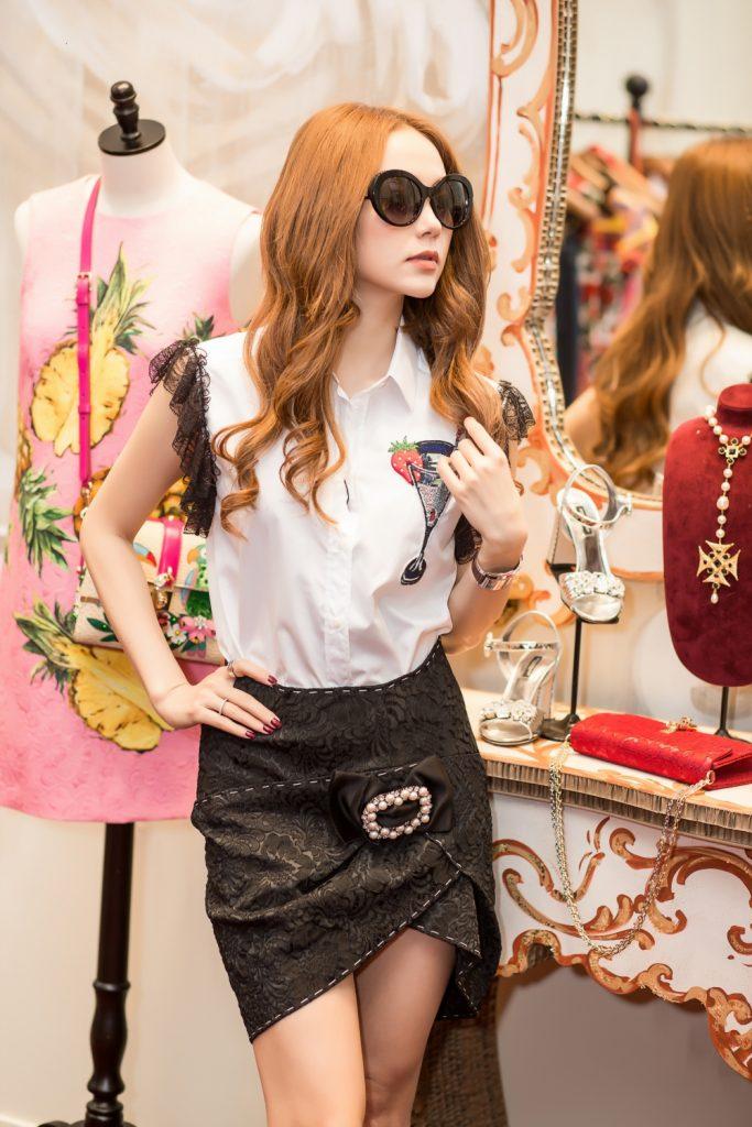 20170305 Minh Hang Dolce and Gabbana 5