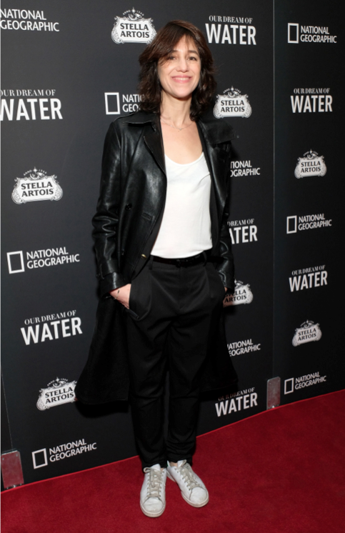 Charlotte GainsGainsbourg in Saint Laurent