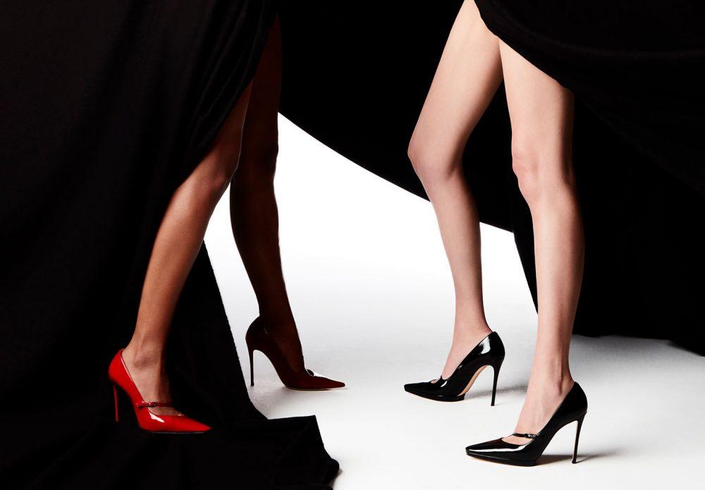 Cách phối đồ cho người lùn chân to với giày