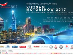 Vietnam Motor show 2017 - Trien lam o to Viet Nam 2017 hinh anh