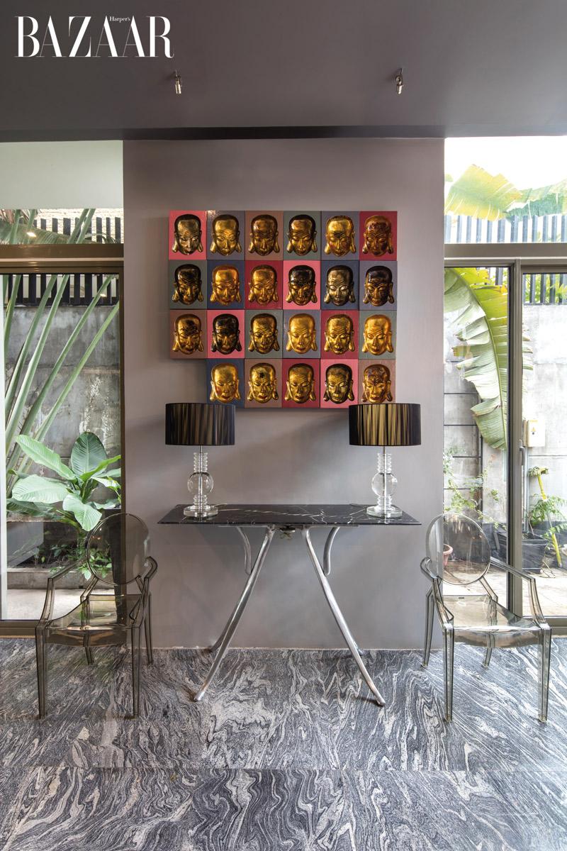 Tác phẩm điêu khắc của nghệ sỹ Đinh Công Đạt