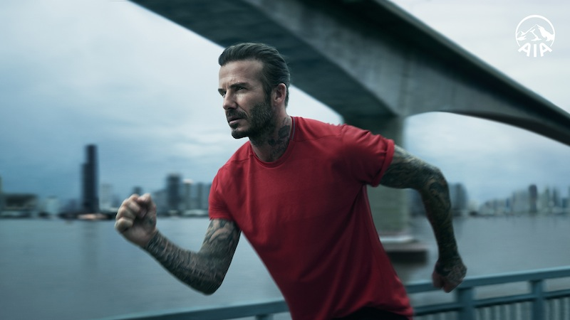 """Đại sứ Toàn cầu của AIA – David Beckham và chiến dịch """"Vì Sao Tôi?"""" 1"""