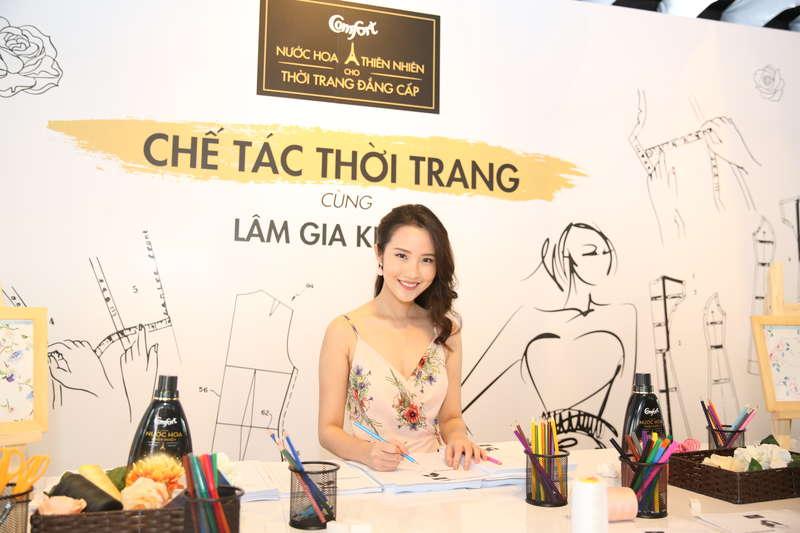 Blogger thời trang Primmy Trương