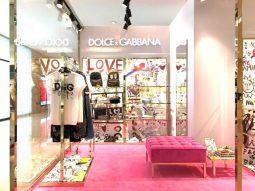 20171030 snearker pop up store của Dolce & Gabbana 05