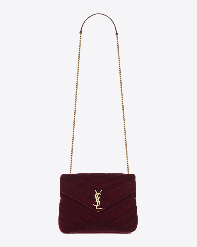 phong cách Pháp túi Saint Laurent 05