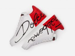 sneaker pop-up store cua dolce & Gabbana 01