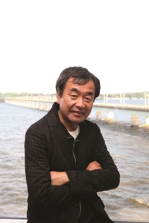 Kiến trúc sư Kengo Kuma