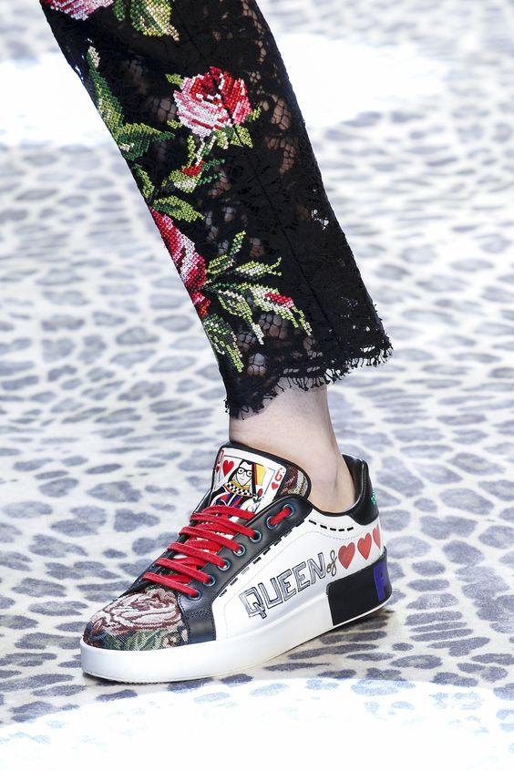 Dolce & Gabaana Sneaker