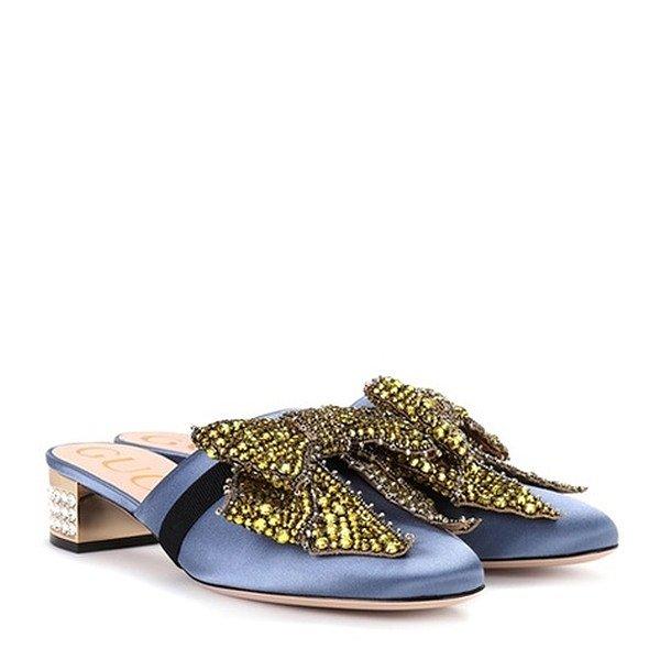 Giày mule Gucci