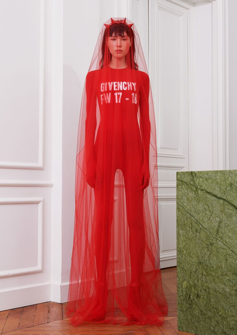 Givenchy Red
