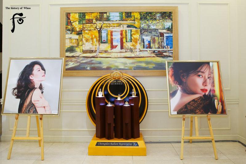 The History of Whoo và Đại sứ thương hiệu Lee Young Ae - hiện thân của vẻ đẹp Vương Hậu thời hiện đại