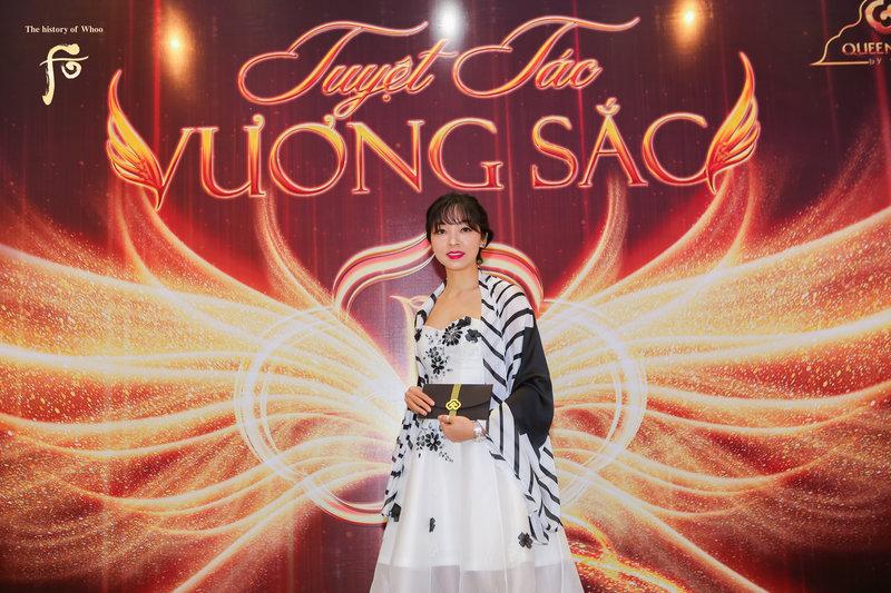 Các khách mời VVIP tại sự kiện Tuyệt Tác Vương Sắc của The History of Whoo