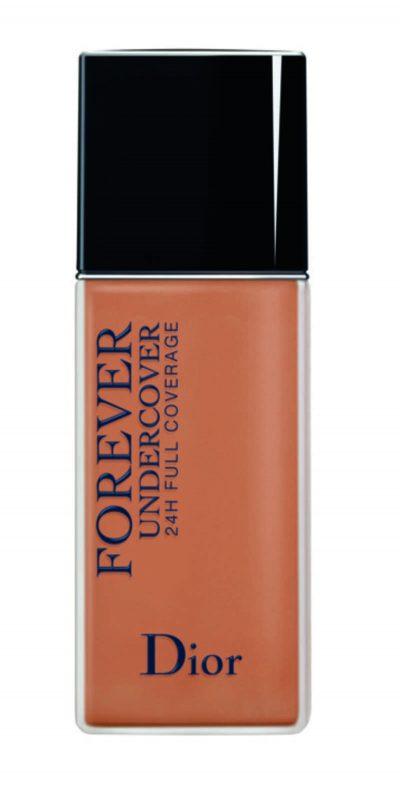 Dior Forever Undercover có bảng màu đa dạng, phù hợp với làn da của phụ nữ châu Á.