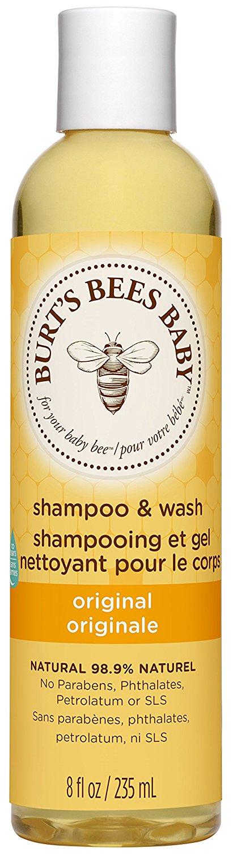 Burt's Bees Baby Shampoo and Wash Gel