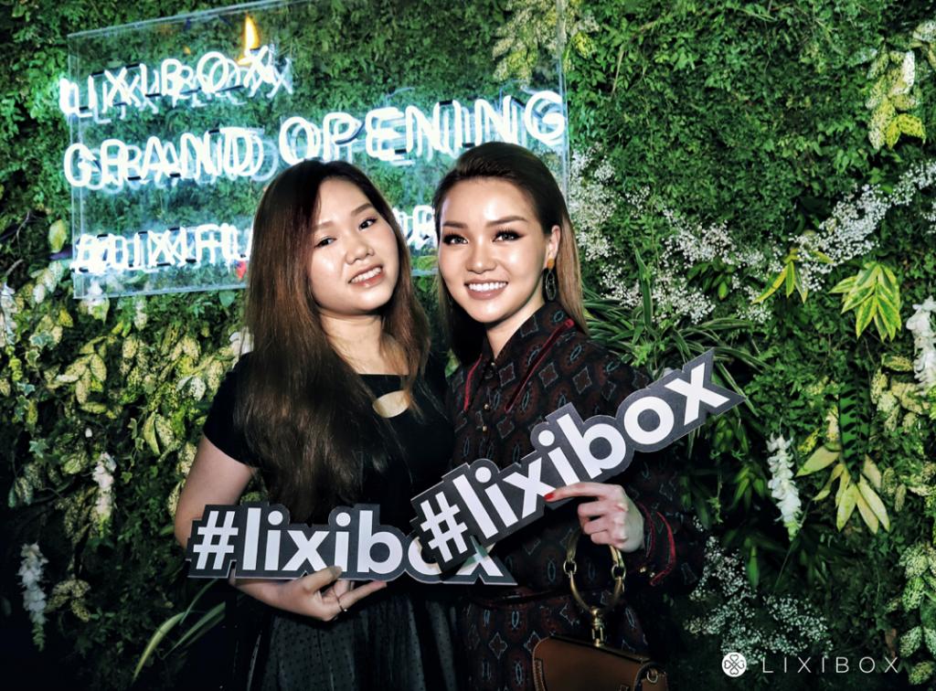 20180308 beauty blogger việt khai trương flagship store lixibox 07