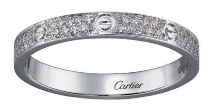 Nhẫn, Cartier