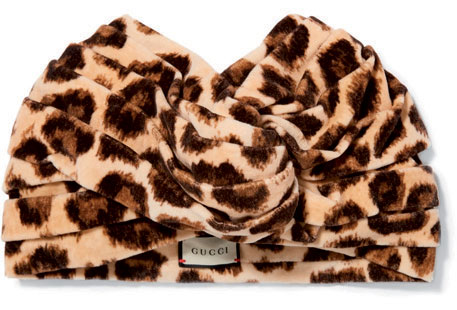 Khăn turban, Gucci