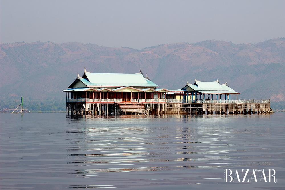 Hồ Inle Lake Myanmar 01