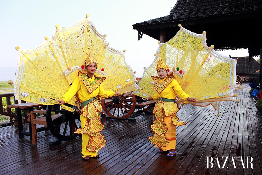 Hồ Inle Lake Myanmar 14
