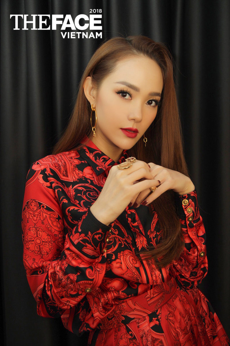 The Face Vietnam 2018-03