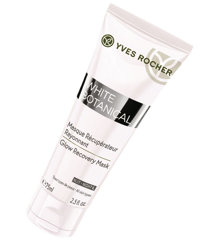 Mặt nạ ngủ Yves Rocher White Botanical Glow Recovery Mask