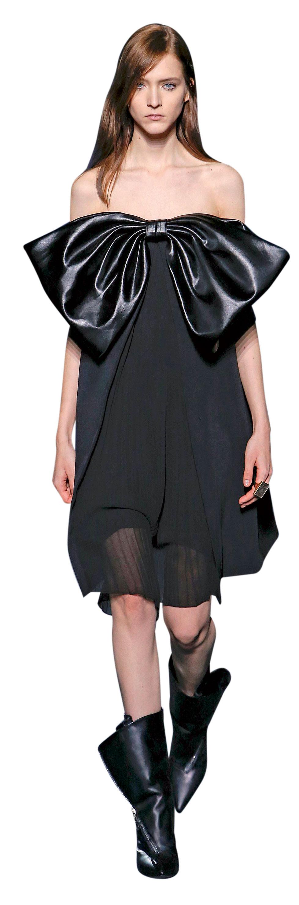 Thời-trang-thập-niên-80-Givenchy