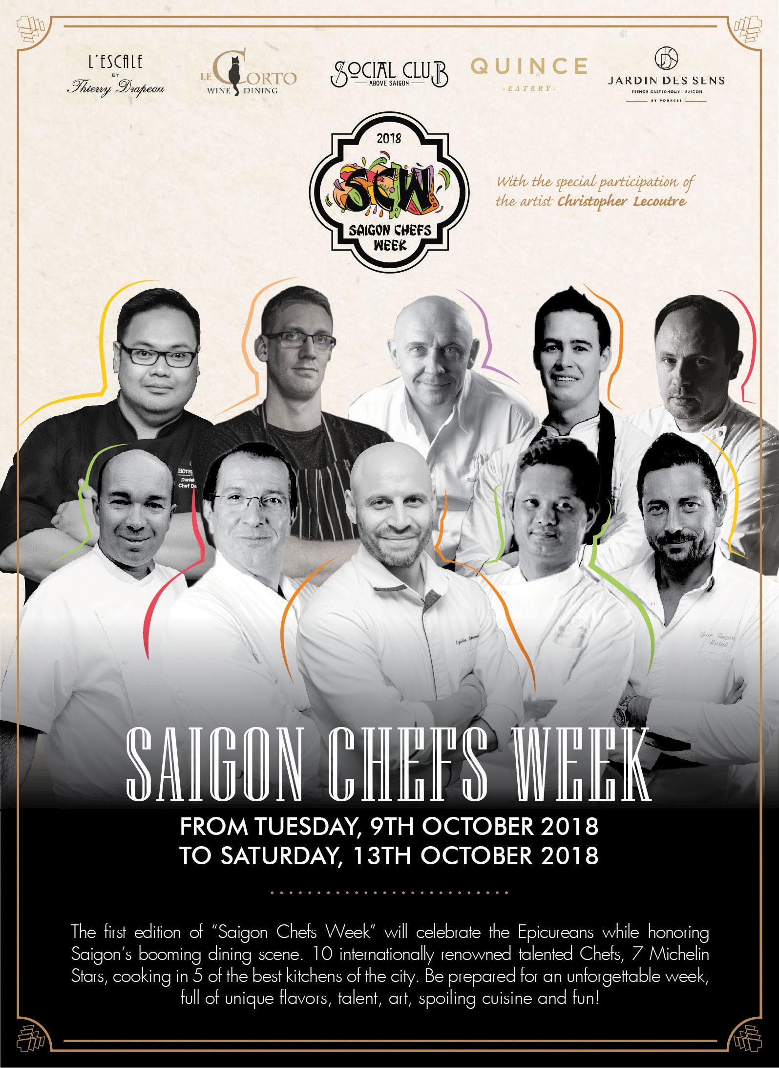 Saigon Chefs Week 1