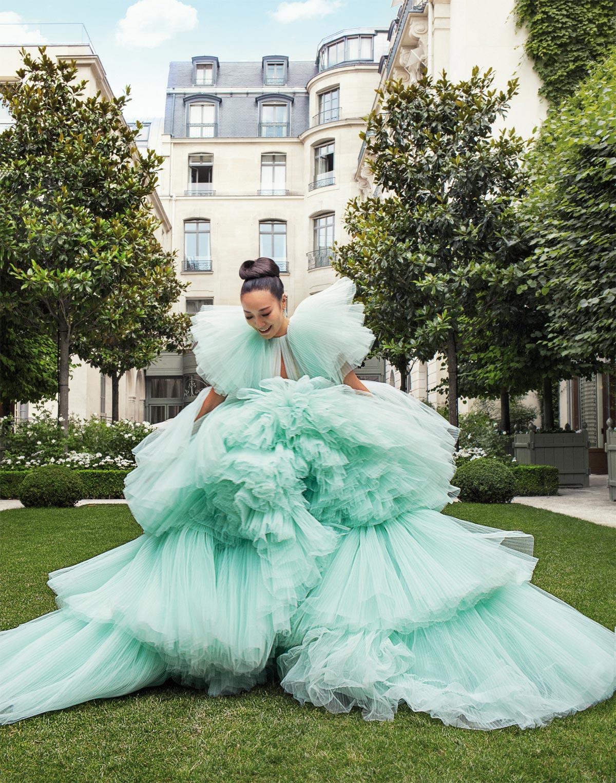 Biểu tượng thời trang châu Á: Feiping Chang