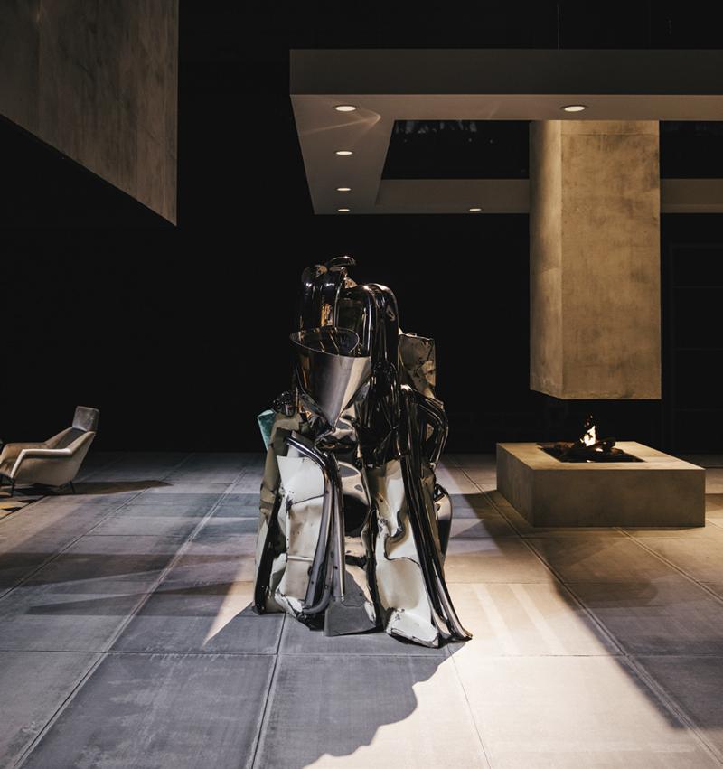 Sàn giao dịch chứng khoán American Stock Exchange Building trở thành sàn diễn Thu Đong 2018 của Bottega Veneta