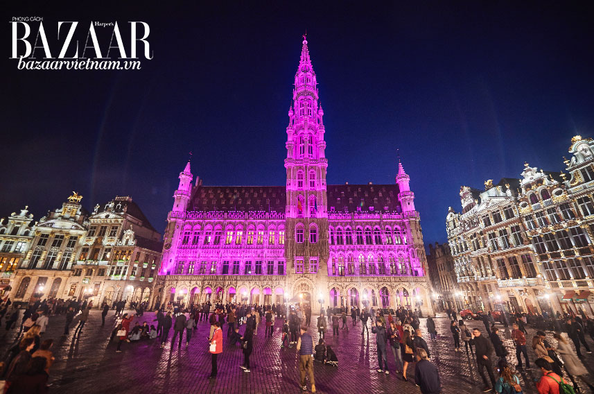 Grand Place, Brussels, Bỉ
