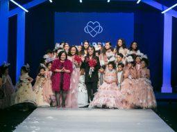Những nàng công chúa nhỏ của Happy Clothing tại Tuần lễ Thời trang Quốc tế Việt Nam Thu Đông 2018