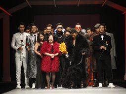 Hoàng Minh Hà x OWEN, bộ sưu tập được mong đợi nhất đêm thứ 2 của tuần lễ thời trang quốc tế Việt Nam Thu Đông 2018