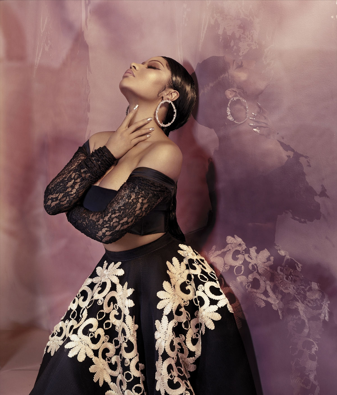 ca sỹ Nicki Minaj