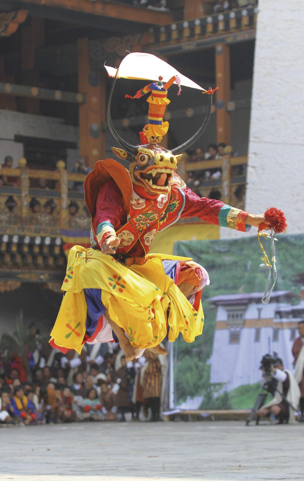 Lễ hội truyền thống Bhutan