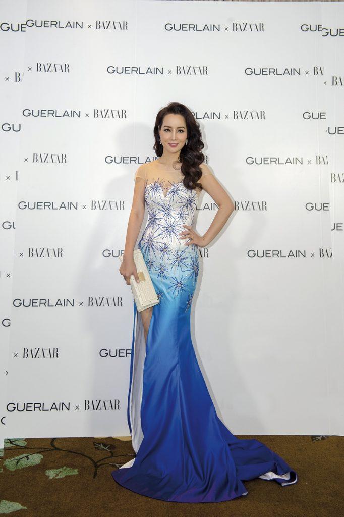 Bazaar x Guerlain VIP Party Mai Thu Huyền