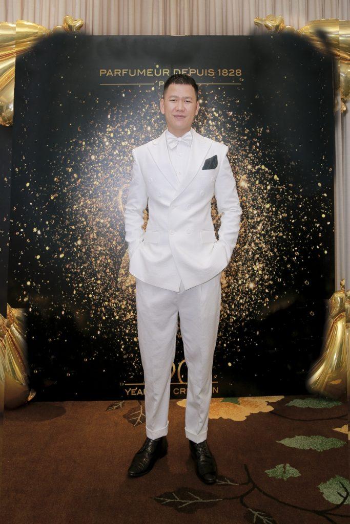 Bazaar x Guerlain VIP Party Hoàng Minh Hà