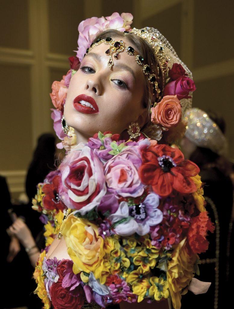 Dolce & Gabbana Dubai Mall Fashion Show-oct