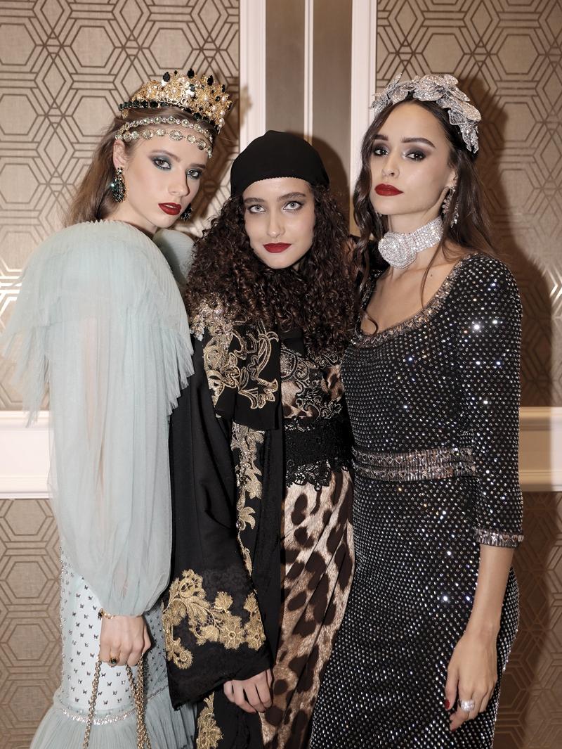 Dolce & Gabbana Dubai Mall Fashion Show-9