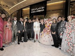 Dolce & Gabbana Dubai Mall Fashion Show-18