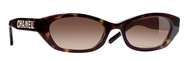 xu hướng thời trang tua rua Mắt kính, Chanel