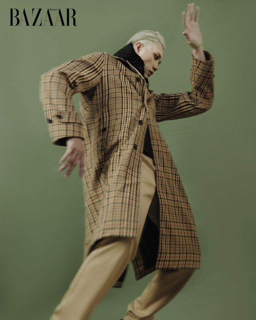 Bộ ảnh thời trang Burberry 2