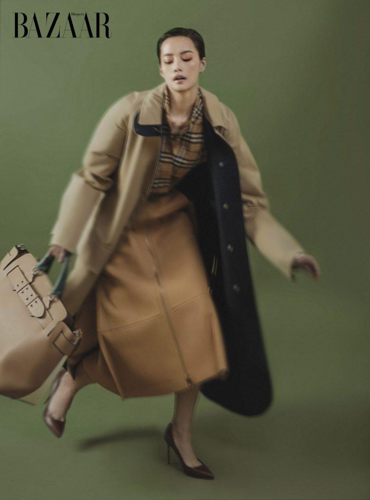 Bộ ảnh thời trang Burberry 4