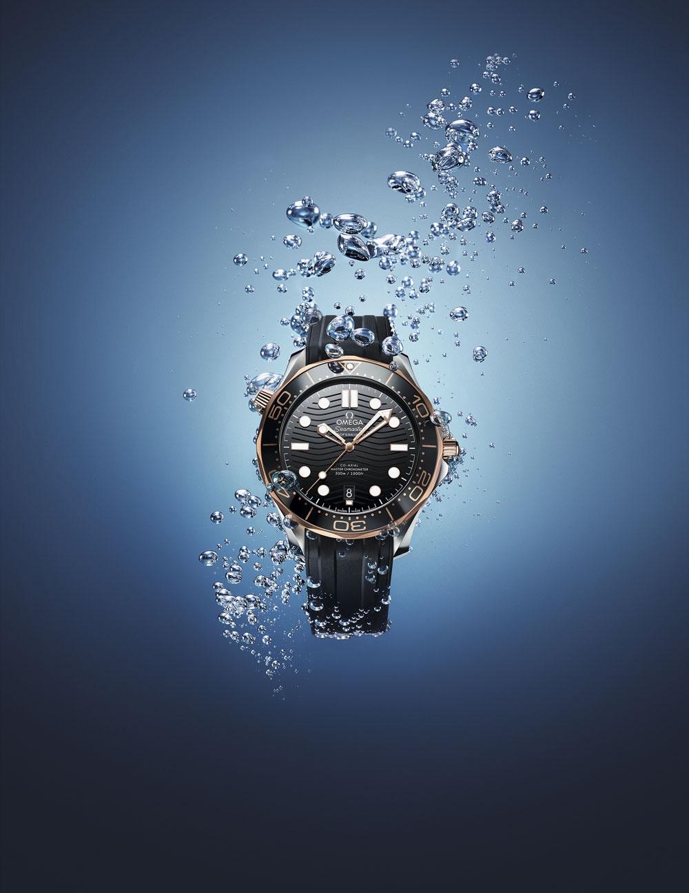 đồng hồ OMEGA Seamaster Diver 300M